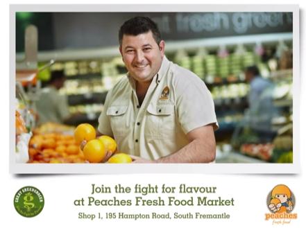 Peaches Fresh