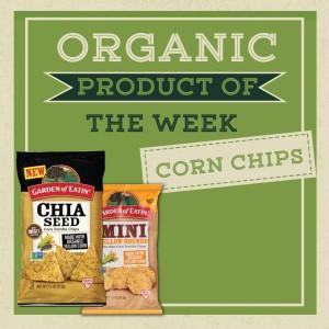 Garden of Eatin Organic Corn Chips