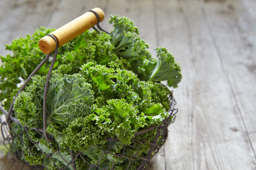 What makes kale a superfood