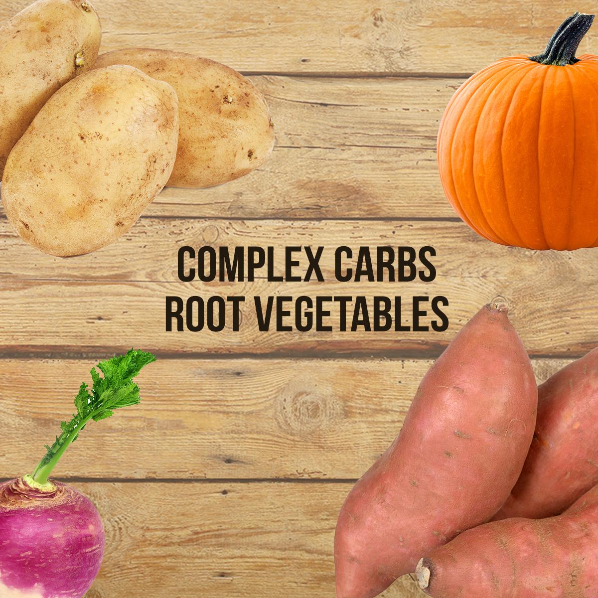 Complex Carbs Veg